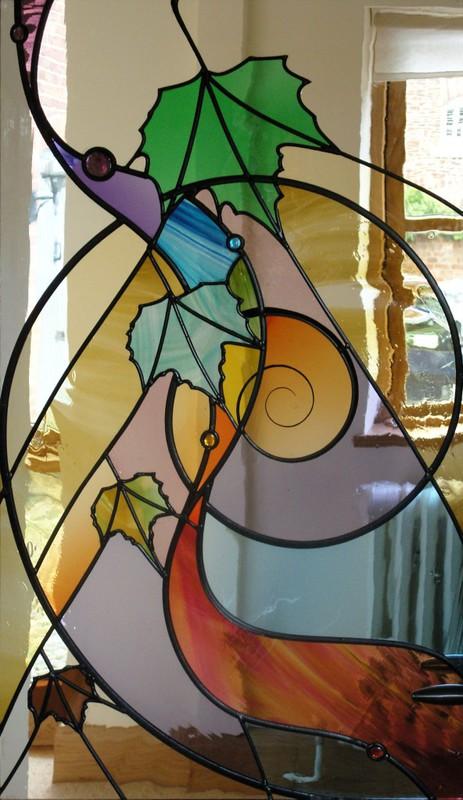 Music Room window