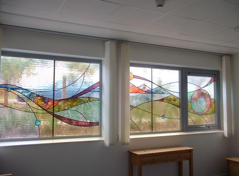 Multifaith Room window