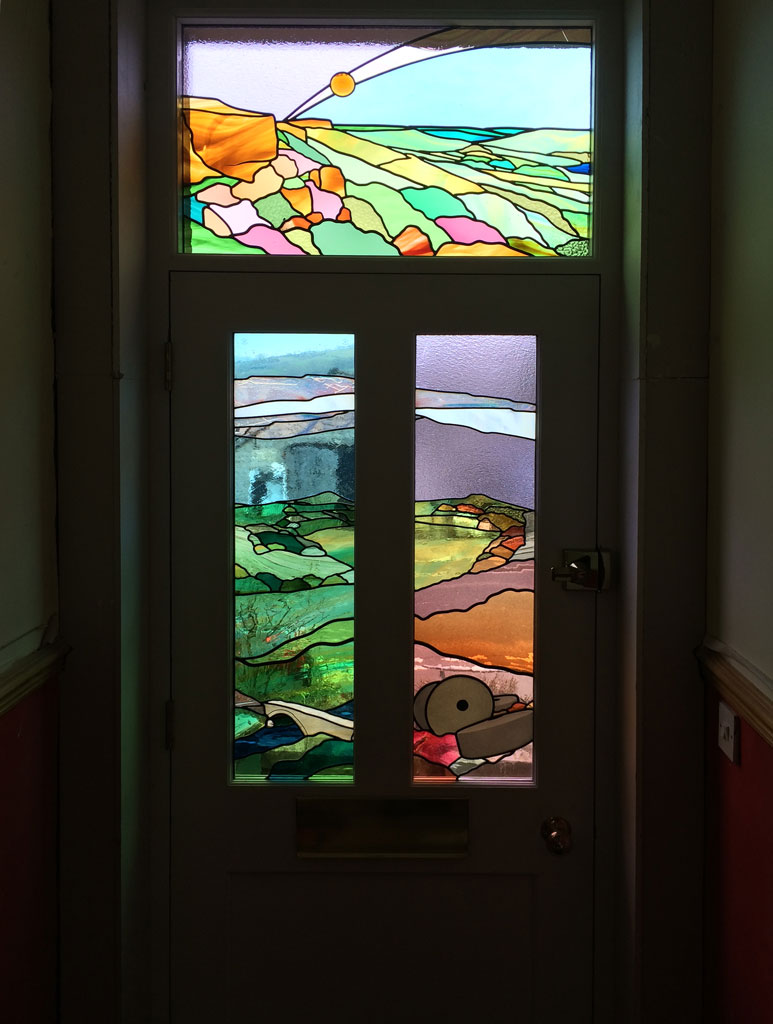 Commissioning A Bespoke Stained Glass Window Dave Griffin